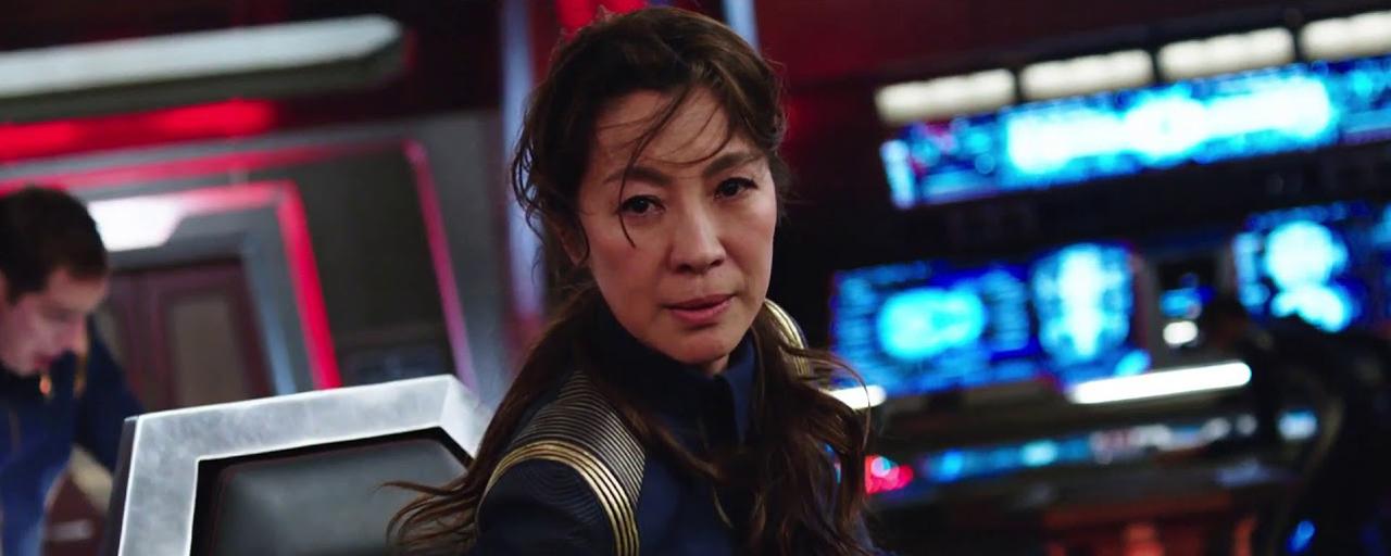 Star Trek: bientôt une série spin-off sur le personnage de Michelle Yeoh?