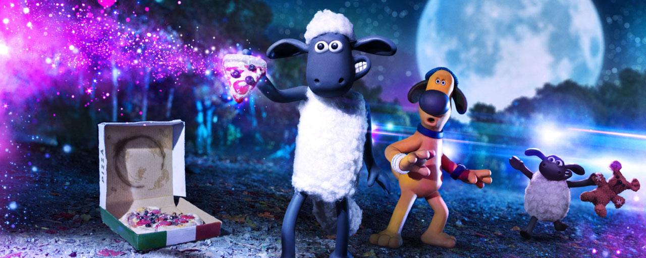Teaser Shaun le Mouton 2 : un vaisseau extra-terrestre s'invite à la ferme !