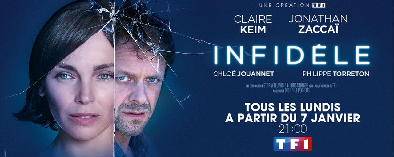 Infidèle : TF1 programme l'adaptation de Docteur Foster début janvier