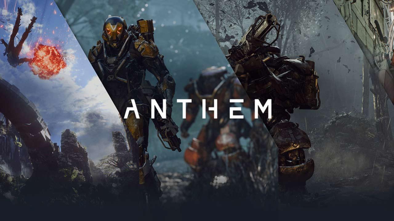 Anthem a tout d'un film de science-Fiction !