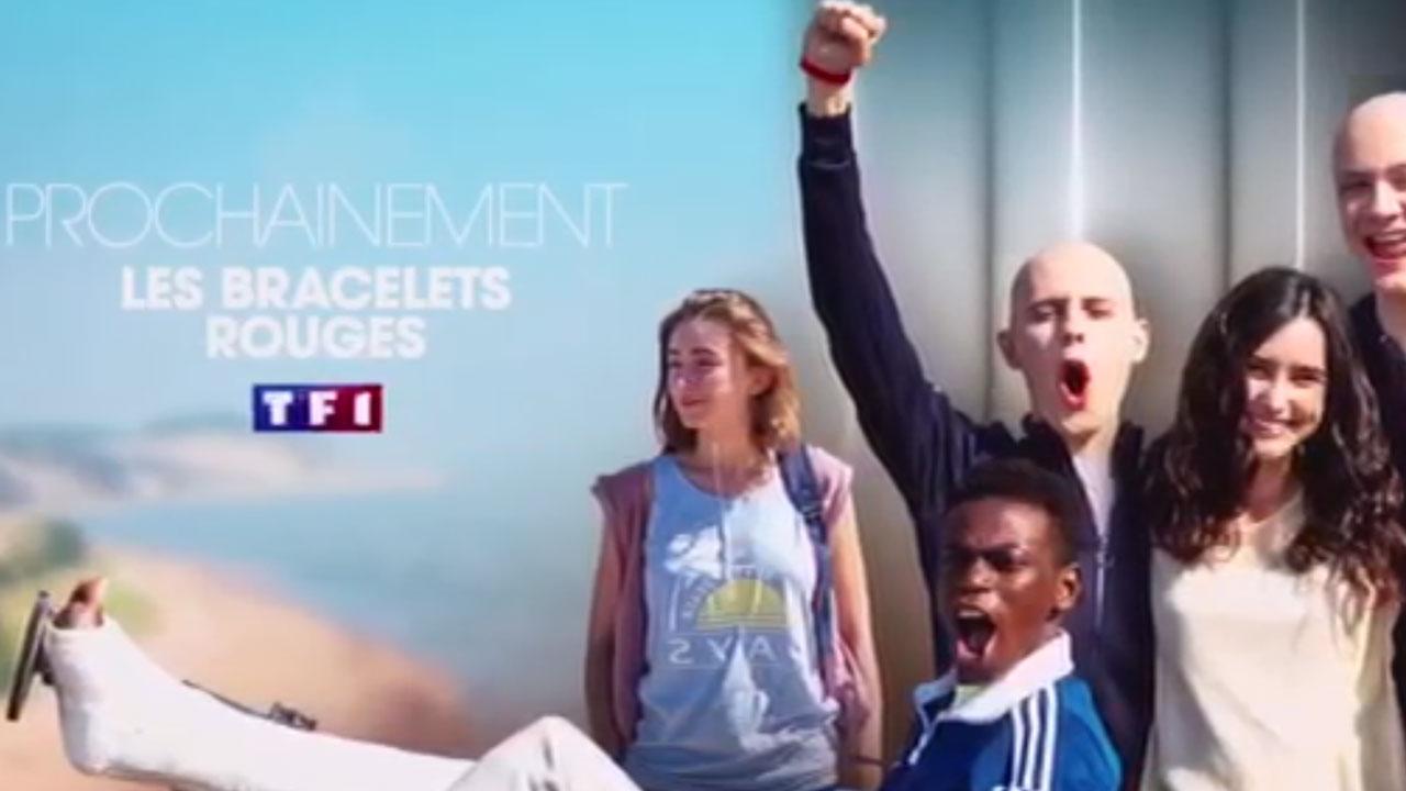 Les Bracelets Rouges saison 2 : TF1 annonce le retour imminent de la série [TEASER]