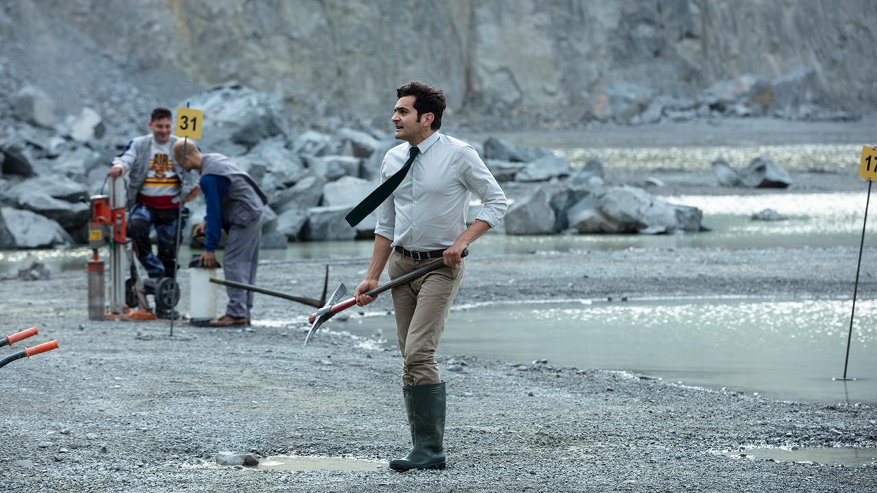 """Zone Blanche - Mathieu Missoffe : """"J'avais envie de plus de codes d'aventure en saison 2, donc moins de polar"""""""