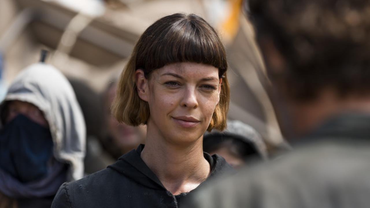 Pollyanna McIntosh (Jadis) fête ses 40 ans: la verra-t-on dans les téléfilms The Walking Dead aux côtés d'Andrew Lincoln?
