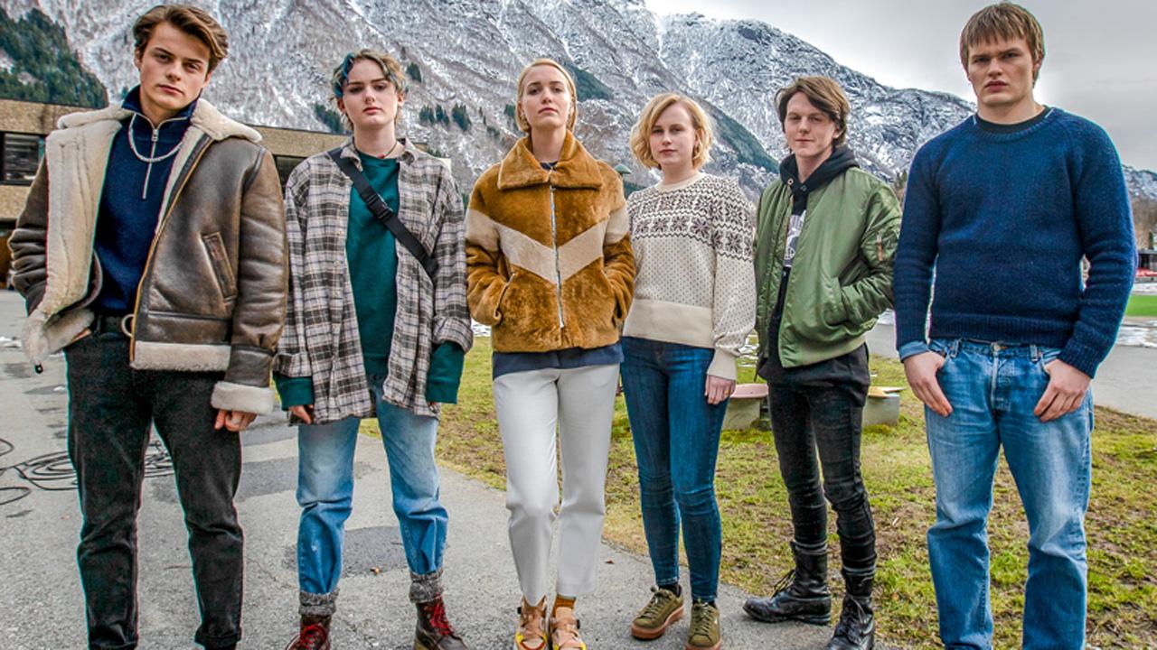 Ragnarok : des acteurs de Skam au générique de la série mythologique de Netflix