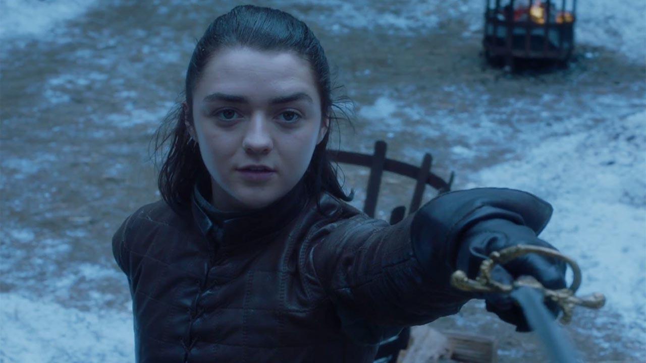 Game of Thrones saison 8 : quelle est cette étrange arme commandée par Arya ? [SPOILERS]