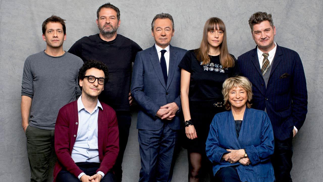 Les secrets de la profession de scénariste au coeur de l'émission de Michel Denisot ce soir sur Canal+