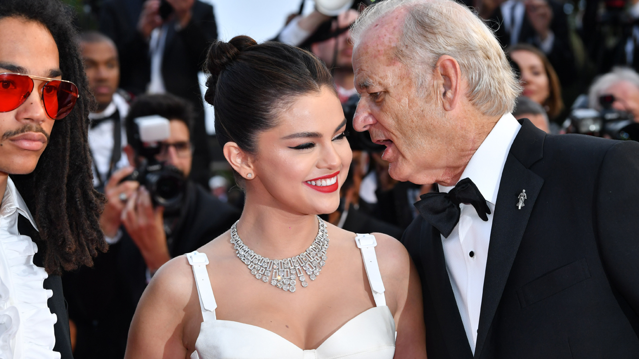 Cannes 2019 : Selena Gomez, Bill Murray et les zombies de The Dead don't die sur les marches