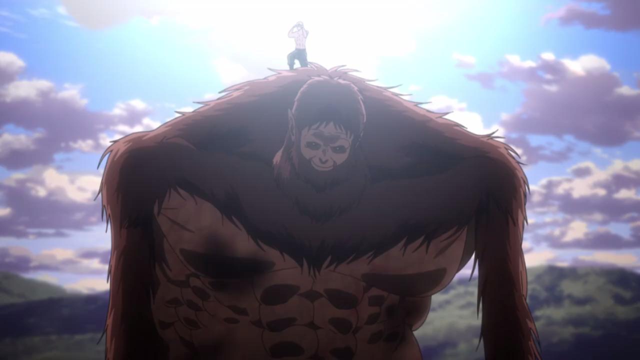 L'Attaque des Titans saison 3: l'identité du Titan Bestial bientôt révélée?