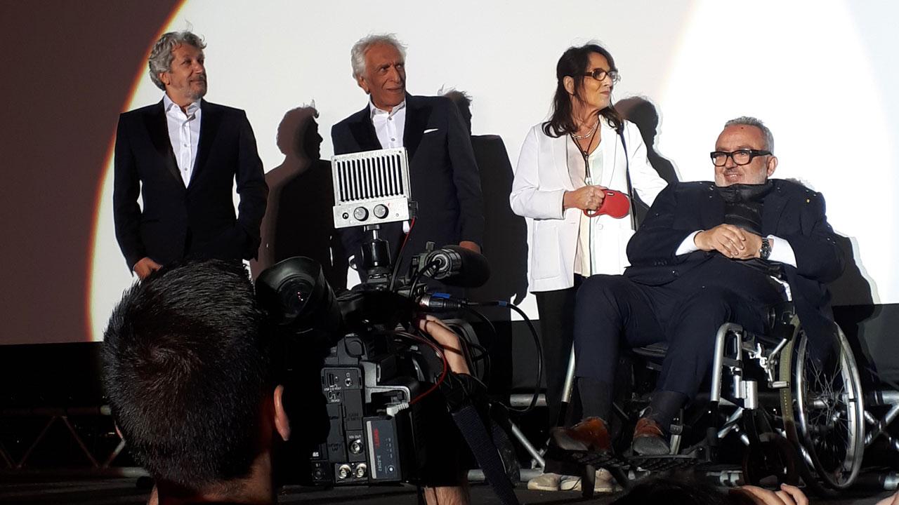 La Cité de la Peur : Alain Chabat et Gérard Darmon ont dansé la Carioca à Cannes !