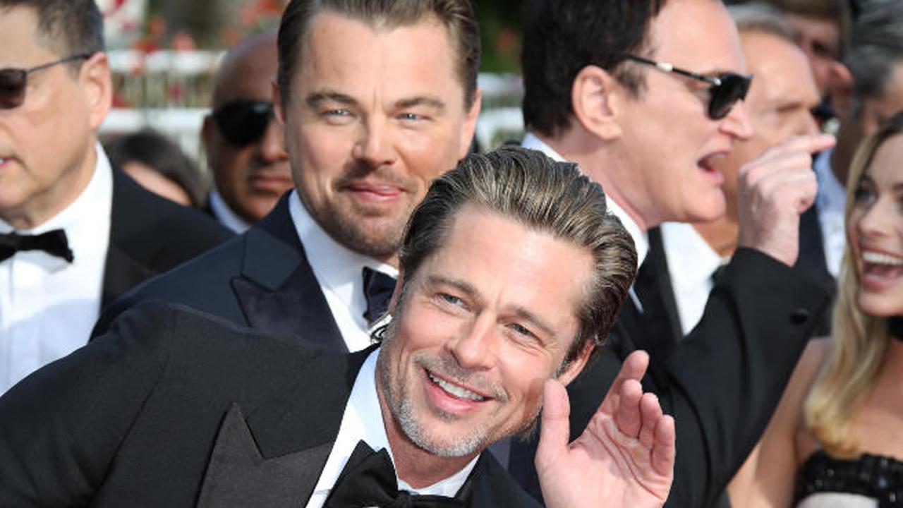 Brad Pitt et DiCaprio font le show, Delon en solo, Jamel prend la photo... Toutes les photos décalées de Cannes 2019