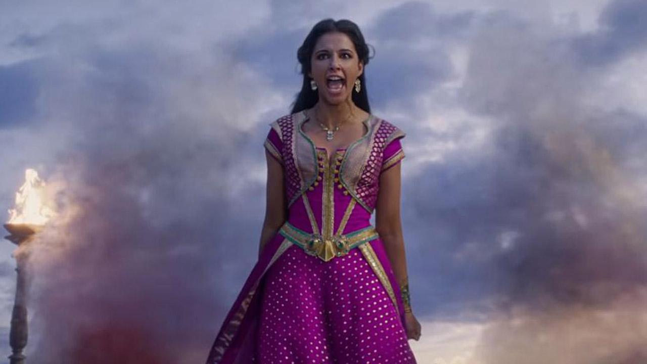 "Aladdin : ""Parler"", la chanson inédite d'une Jasmine moderne"