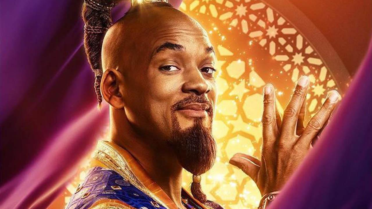 Aladdin : Will Smith, Denitsa Ikonomova et Terence Telle dans un clip hommage au génie