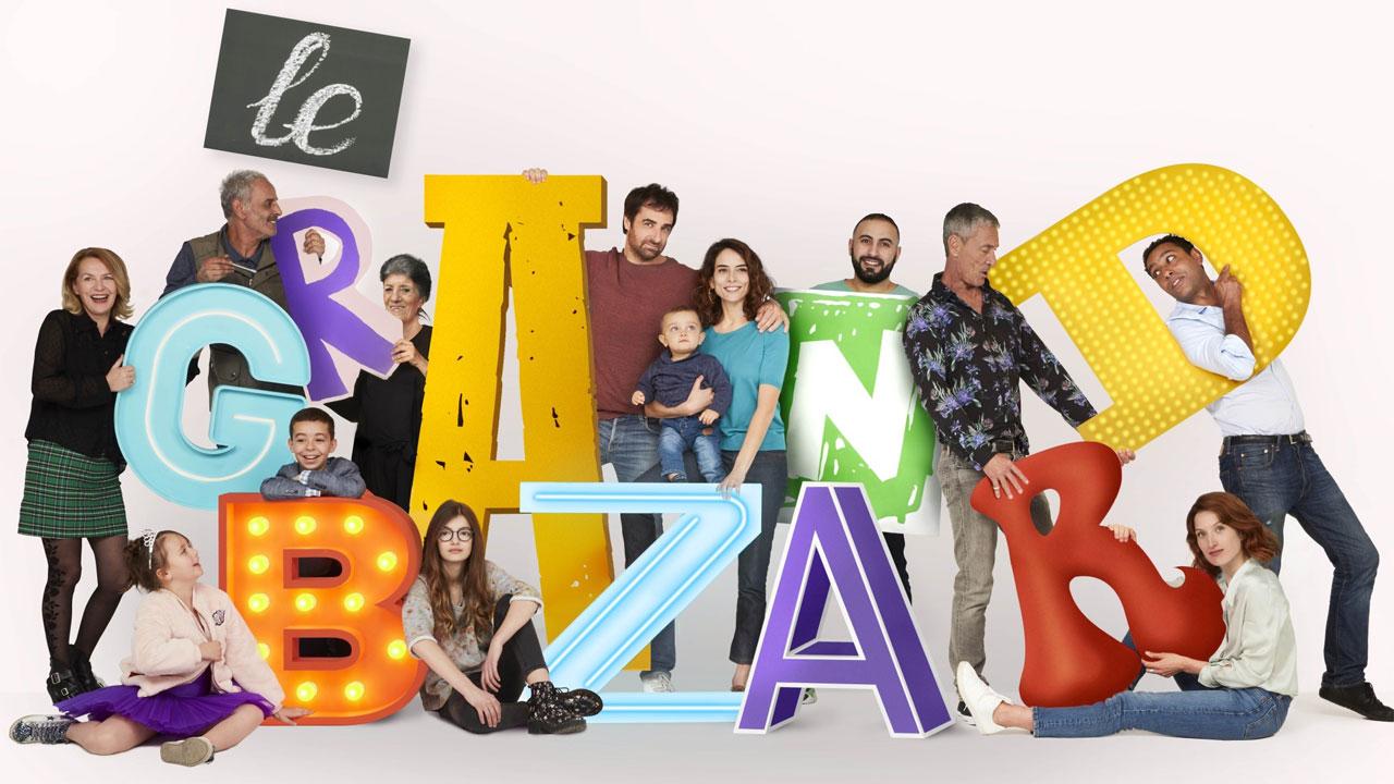 Le Grand Bazar : deux séquences inédites de la nouvelle comédie familiale de M6