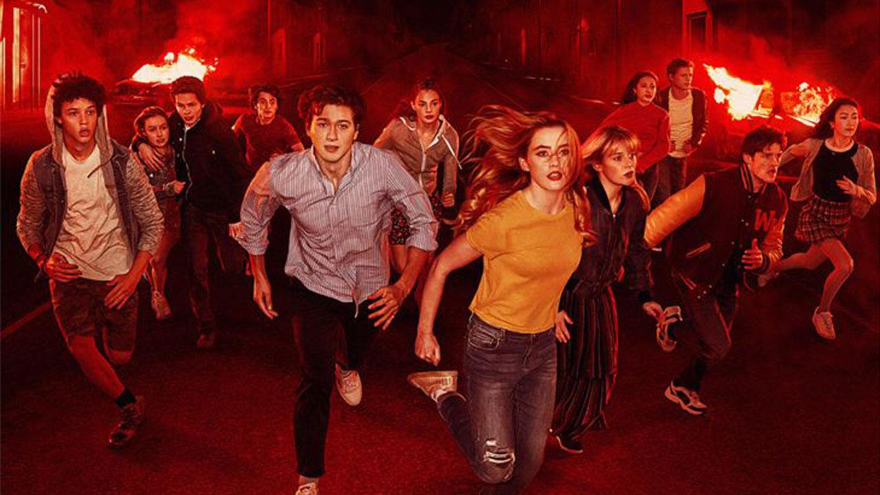 The Society : une saison 2 pour la série ado Netflix
