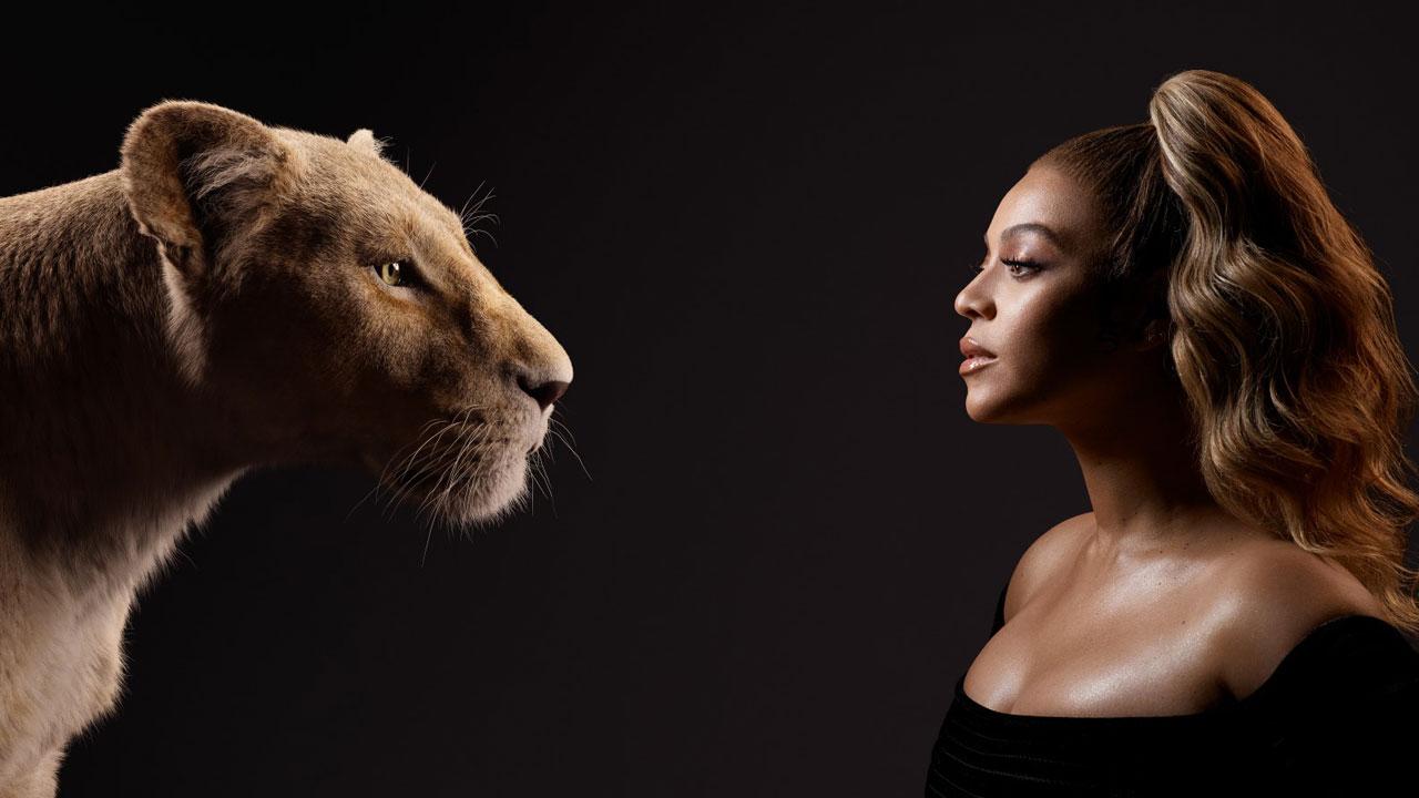 Le Roi Lion : Spirit la chanson inédite de Beyoncé / Nala