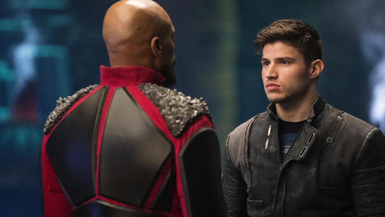 Krypton annulée par Syfy après deux saisons
