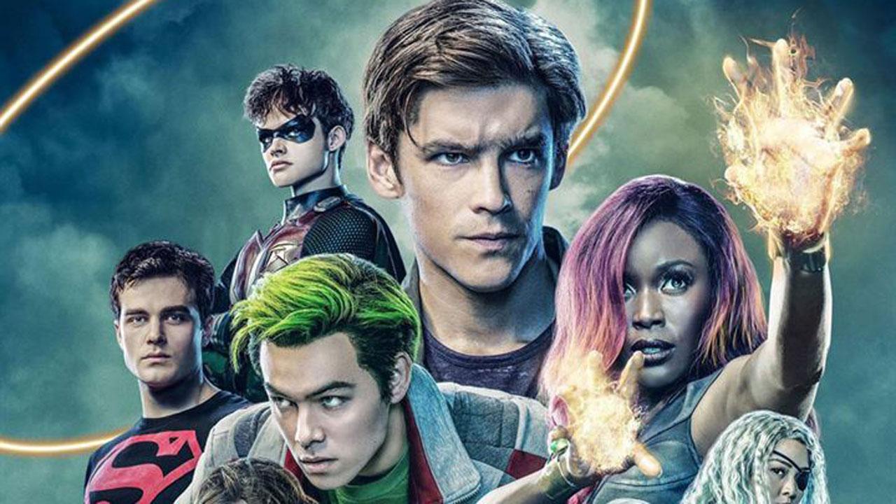 Titans saison 2 : nouveaux héros, nouveaux vilains, tout ce qui vous attend !