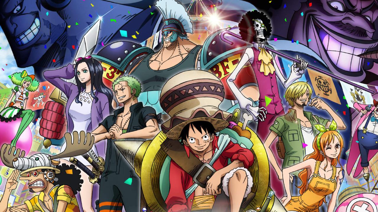 One Piece Stampede: après l'avant-première, une date de sortie au cinéma [EXCLU]