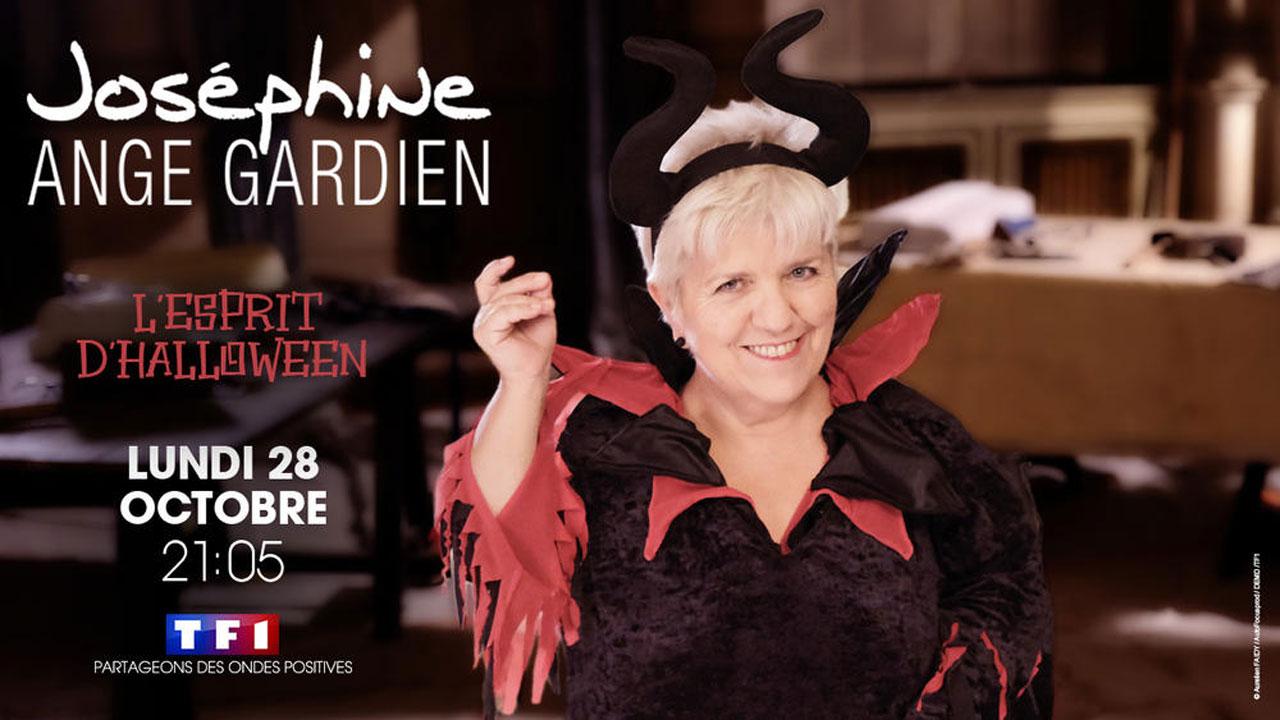 Joséphine, ange gardien : Mimie Mathy en tenue d'Halloween dans le prochain épisode