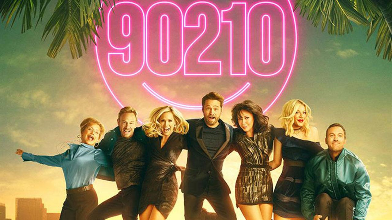 Beverly Hills sur TMC : que vaut BH90210, la suite parodique de la série culte ?
