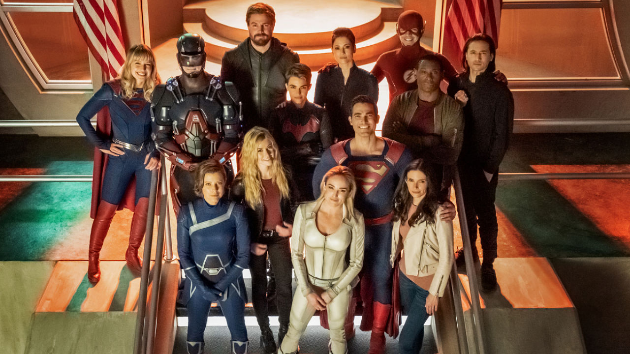 Arrow, Flash, Supergirl : premières images du cross-over 2019