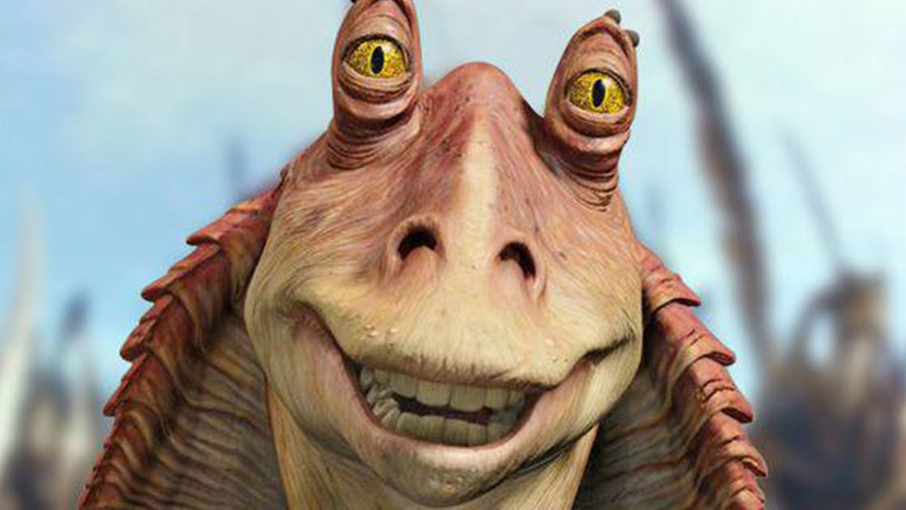 Star Wars - La Menace fantôme sur TMC : Jar Jar Binks, un personnage maudit...