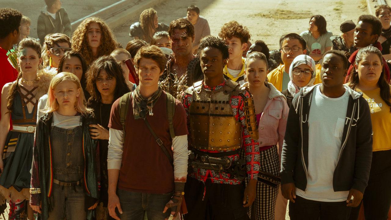 Daybreak sur Netflix : pas de saison 2 pour la série post-apocalyptique