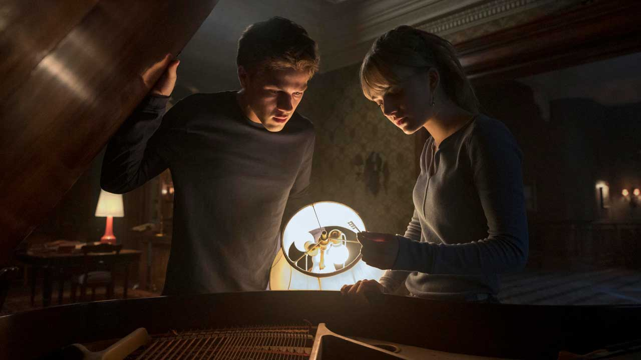 Bande-annonce Locke and Key, la nouvelle série mystérieuse de Netflix
