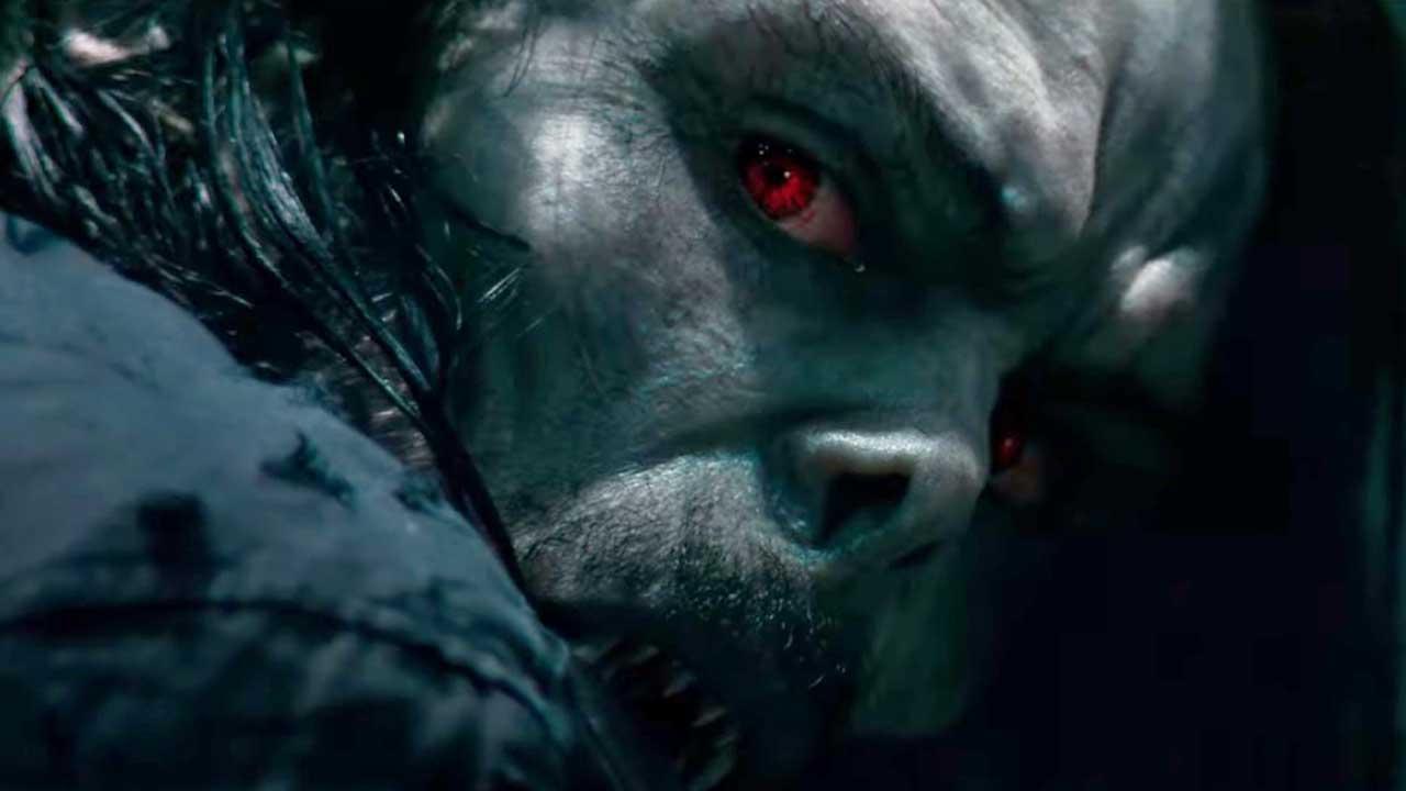 Morbius : une bande-annonce pour le spin-off de Spider-Man avec Jared Leto