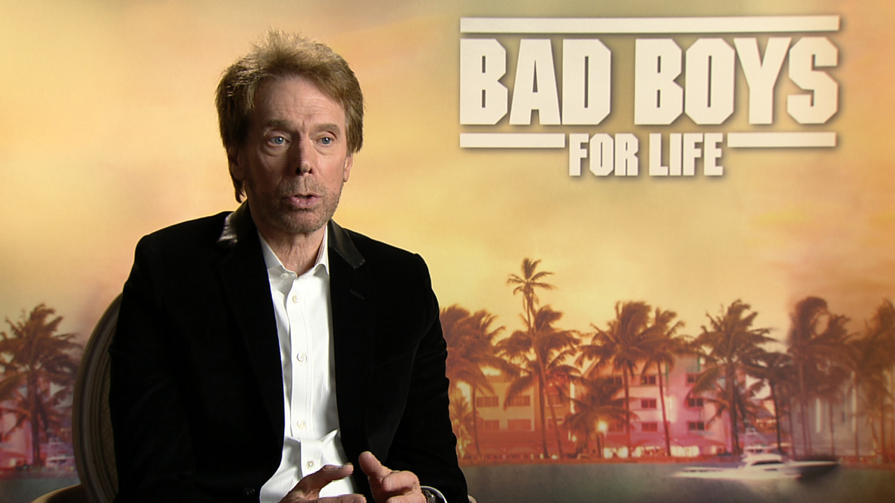 Bad Boys For Life : rencontre avec Jerry Bruckheimer, producteur de légende
