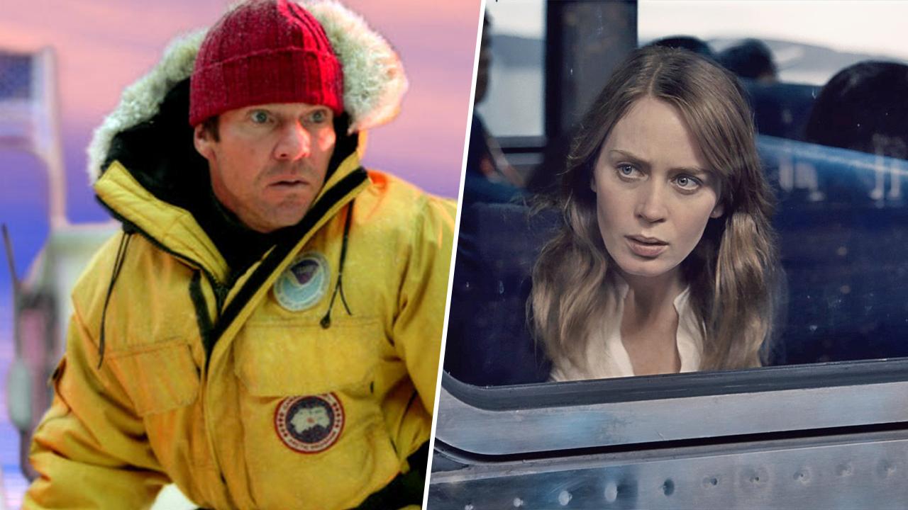 Ce soir à la TV dimanche 26 janvier : Le Jour d'après et La Fille du train