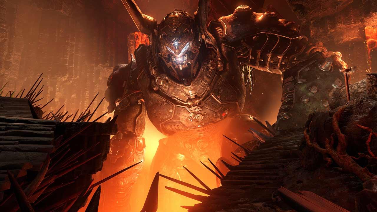 Doom Eternal : les enfers se déchaînent à nouveau, manette en main