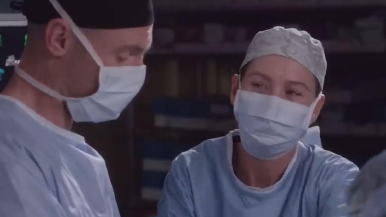 Grey's Anatomy saison 16 : Meredith flirte dans le teaser de l'épisode 11