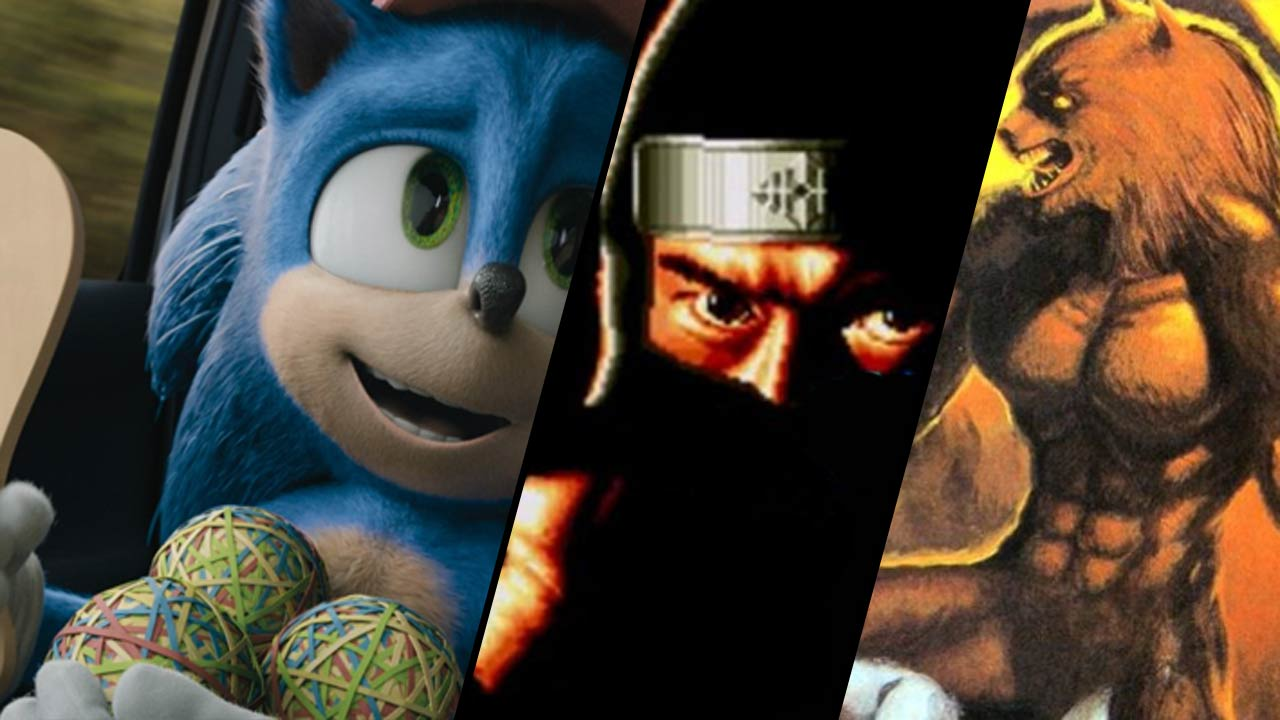 Après Sonic, quels seront les prochains jeux vidéo Sega adaptés au cinéma ?