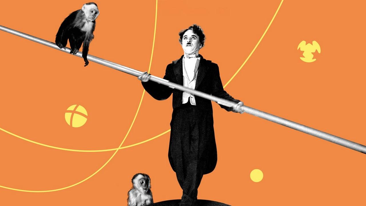 Découvrir le cinéma en famille : Le Cirque de Charlie Chaplin