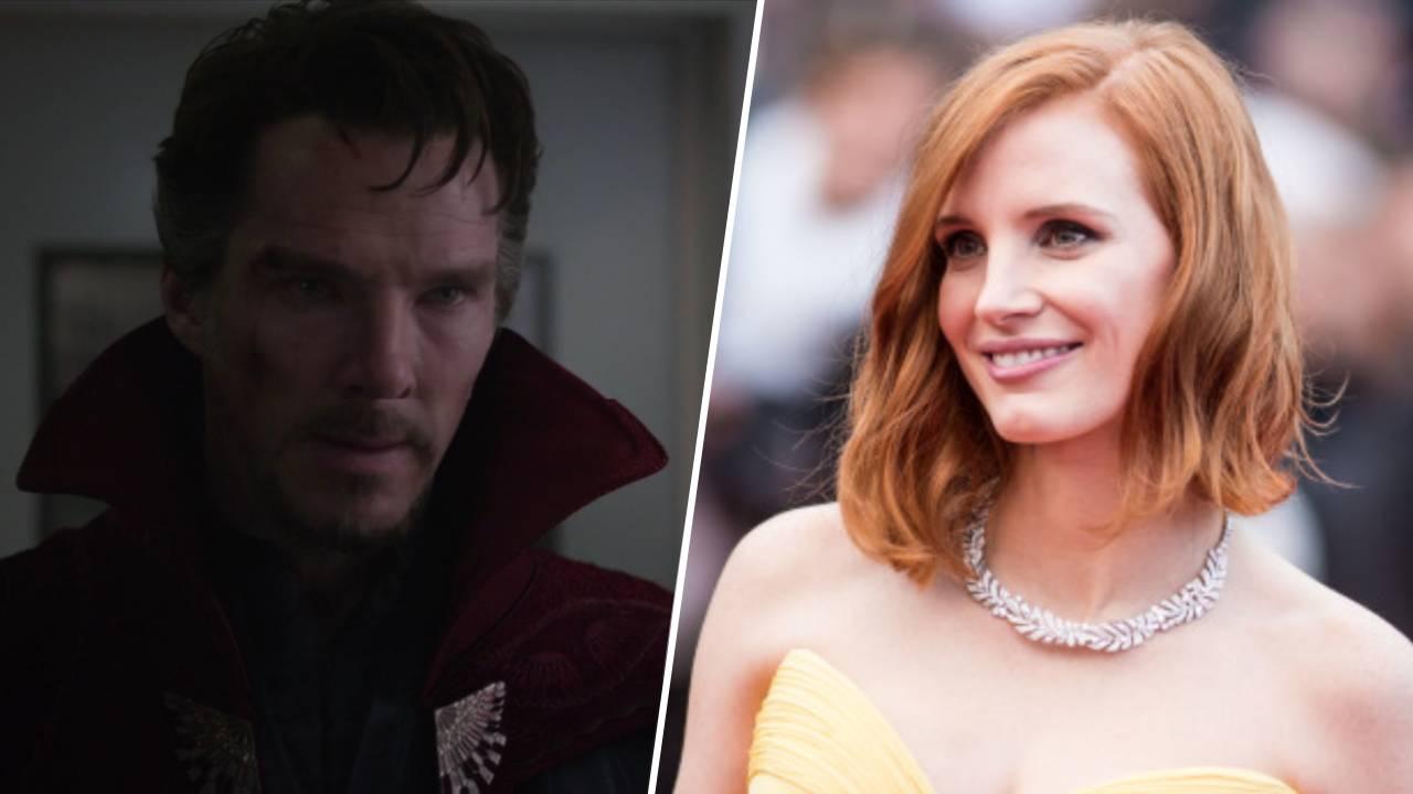 Doctor Strange : pourquoi Jessica Chastain a refusé un rôle dans le film Marvel