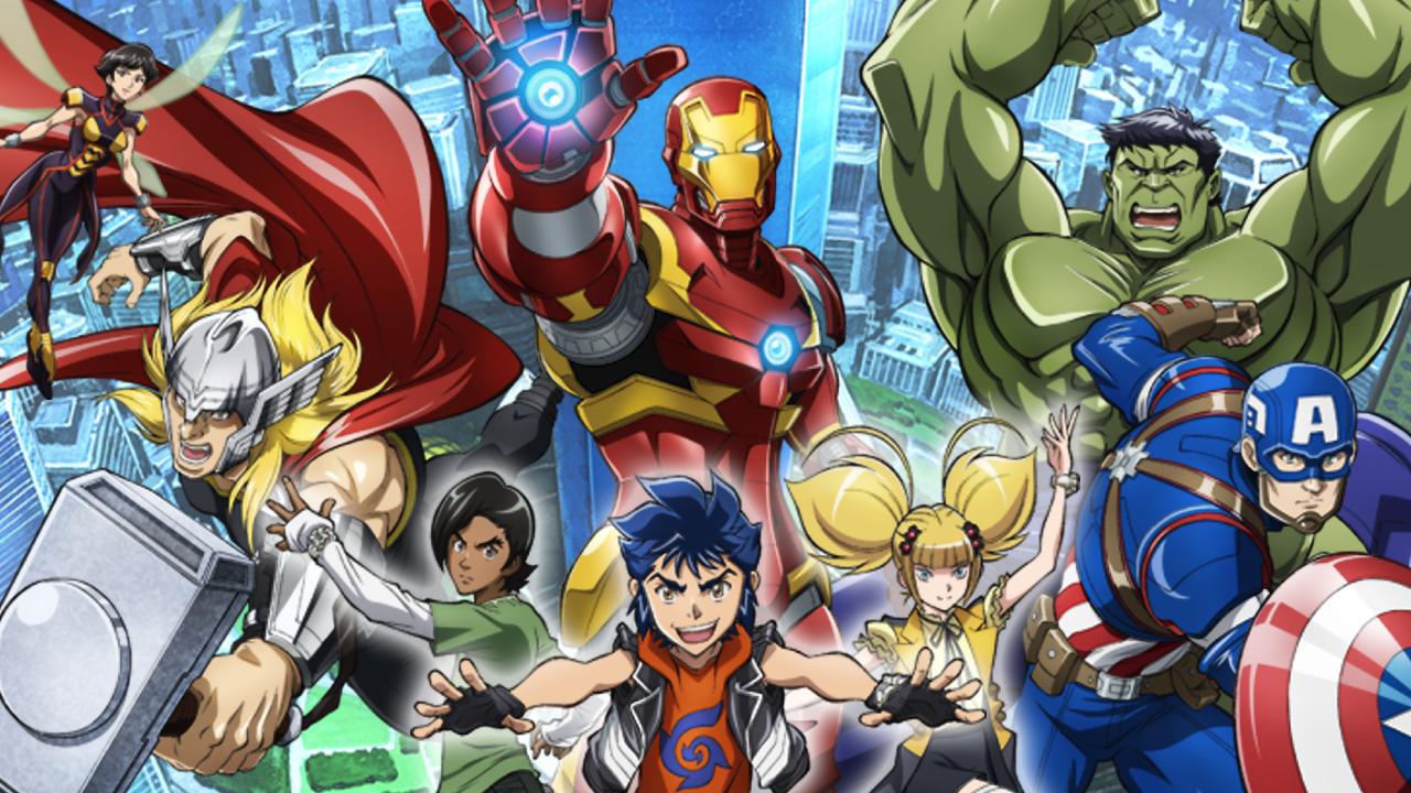 Marvel Futurs Avengers sur Disney+ : c'est quoi cette série animée sur des apprentis super-héros ?