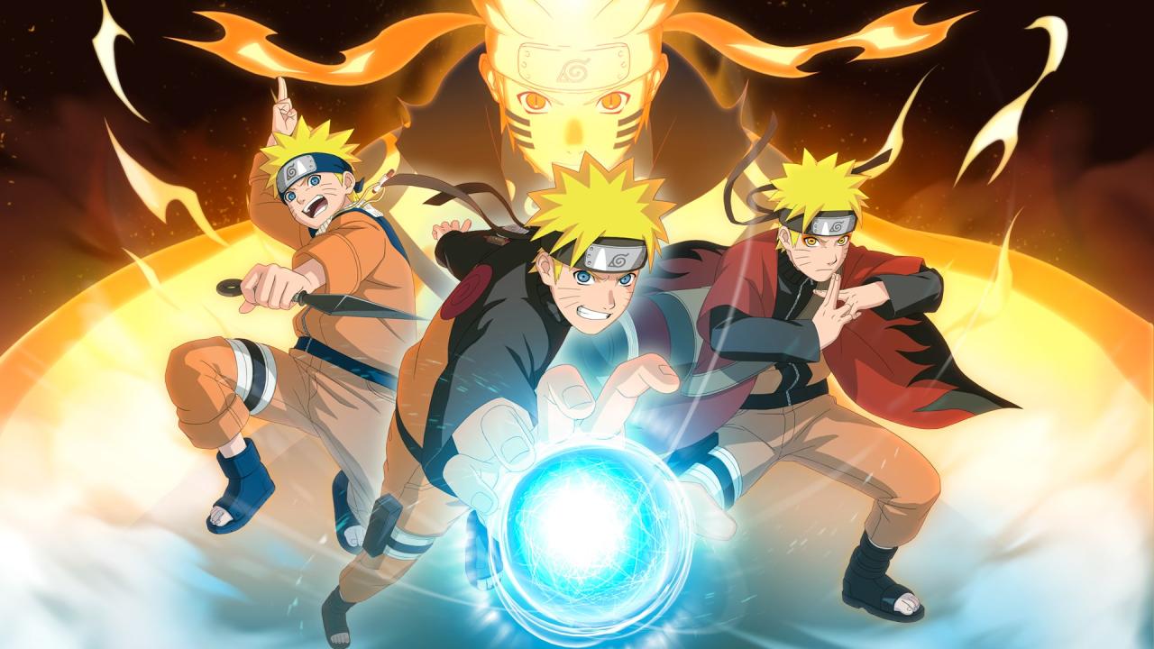 Naruto Shippuden : que signifient les noms des héros de la série animée ?