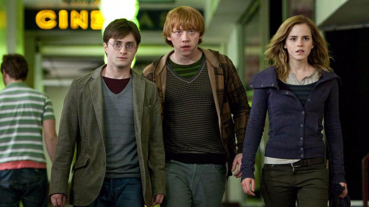 Harry Potter 7 sur TF1 : les détails cachés dans des Reliques de la mort partie 1 !