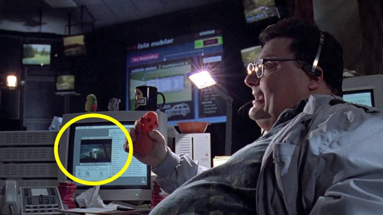 Jurassic Park : 10 détails cachés dans le film