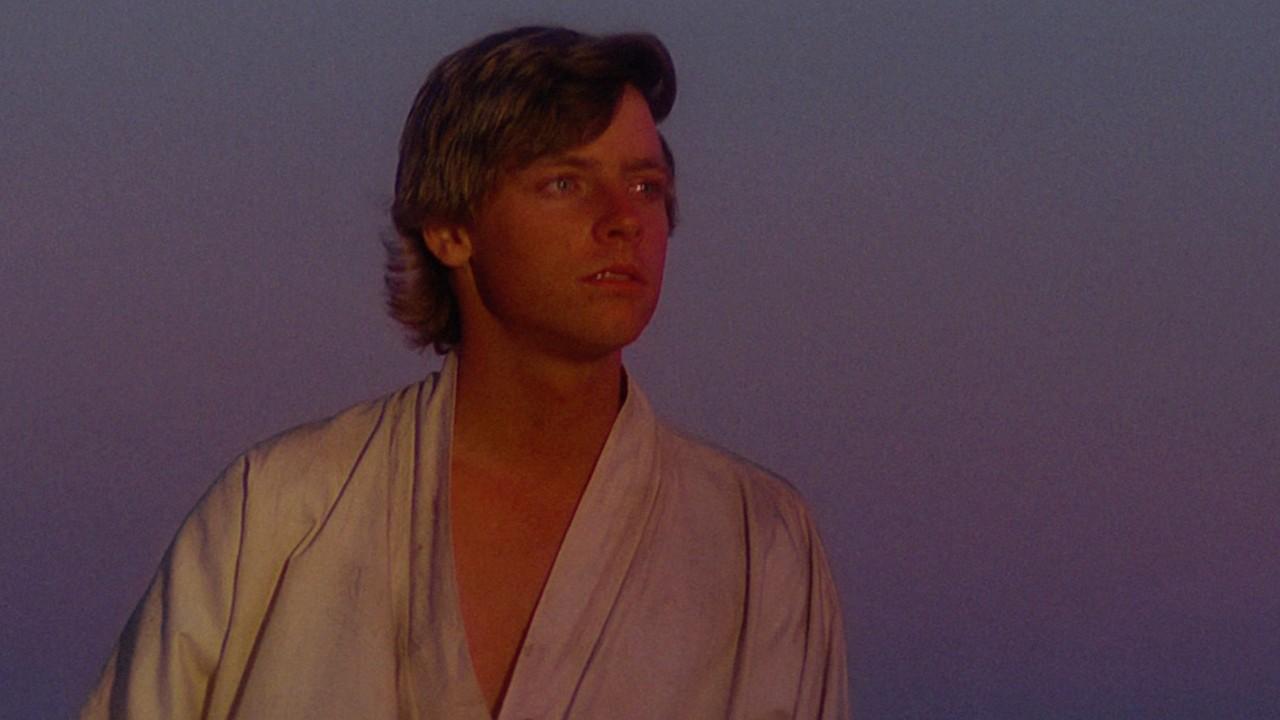 Star Wars 4 : Mark Hamill revient sur la première scène coupée de Luke