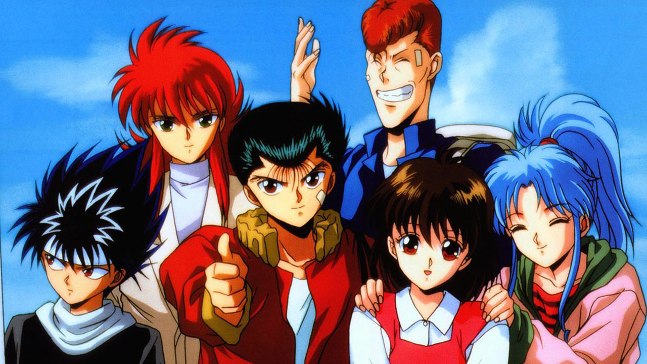 ADN, Wakanim, Crunchyroll : les animés du 6 au 13 juillet : Yu Yu Hakusho, Deca-Dence...