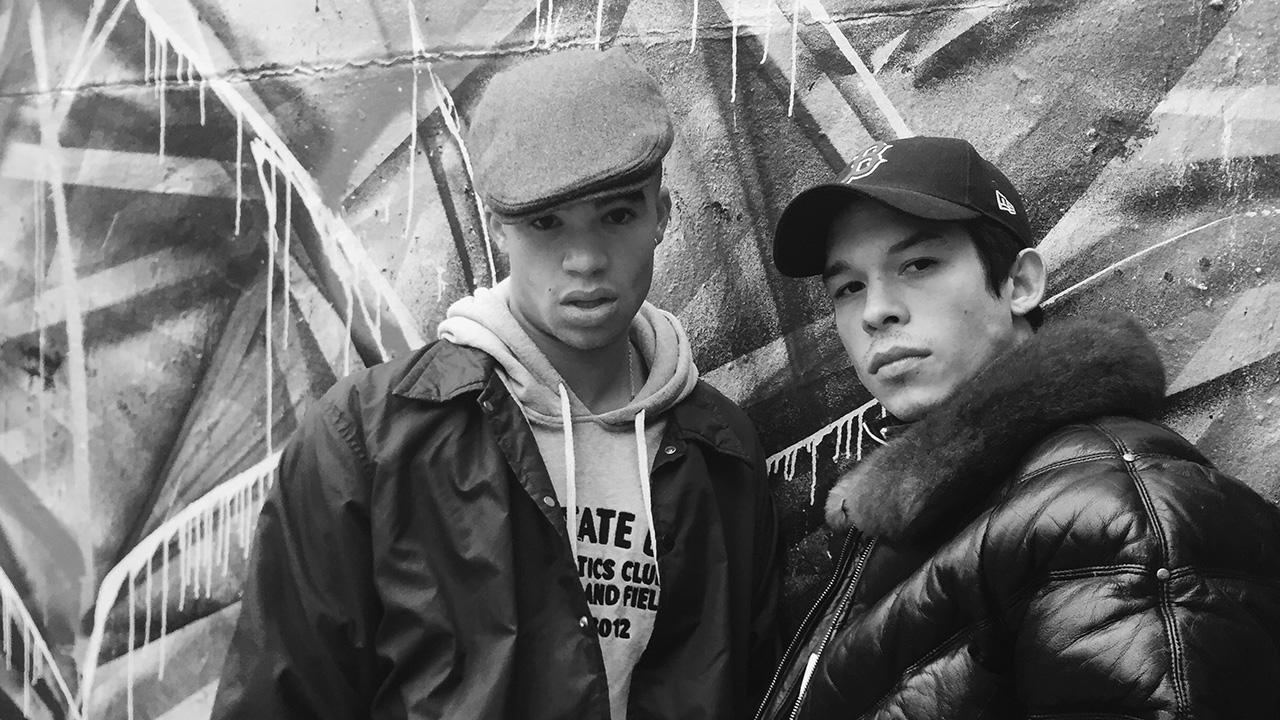 NTM : premières photos du biopic Suprêmes, avec de jeunes Joeystarr et Kool Shen