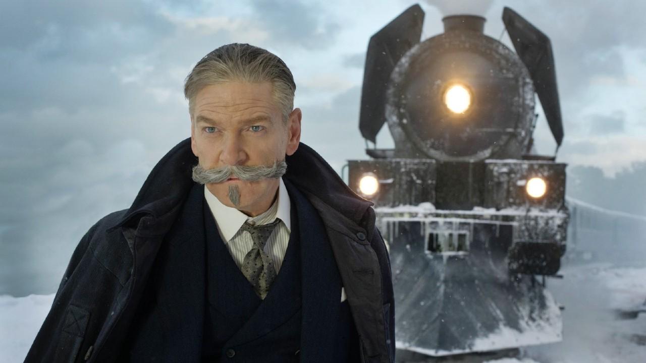 Le Crime de l'Orient Express sur France 2 : moustache, accent, costume... la transformation de Kenneth Branagh en Hercule Poirot