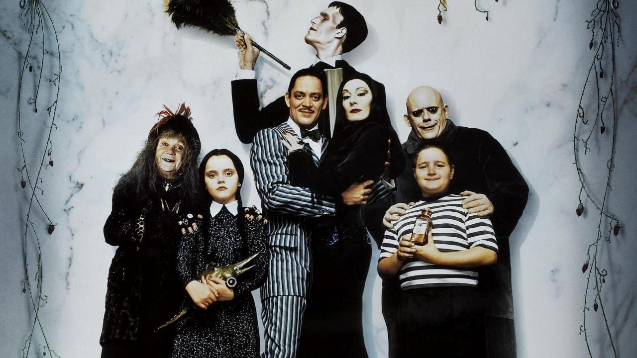 La Famille Addams : Tim Burton prépare une nouvelle série... pour Netflix?