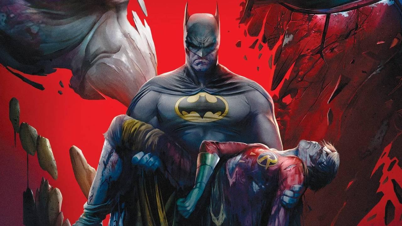 Batman : le court métrage interactif Un deuil dans la famille est disponible
