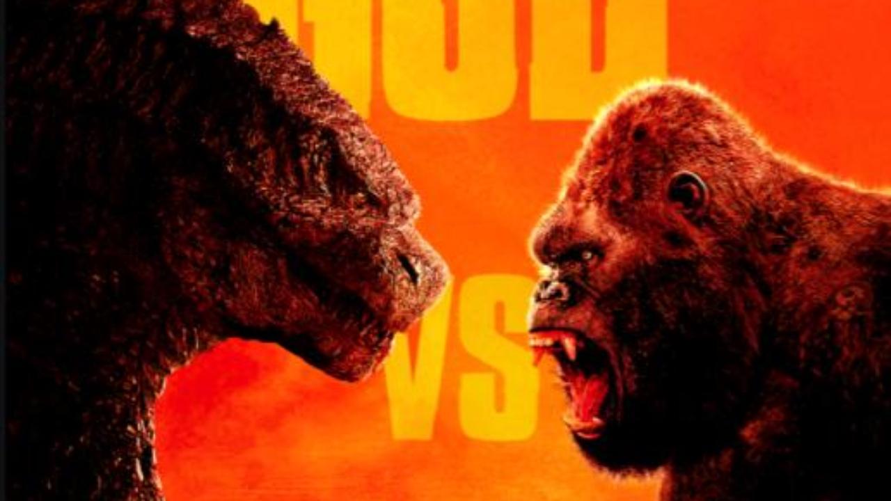 Godzilla vs Kong : le blockbuster privé d'une sortie au cinéma ?