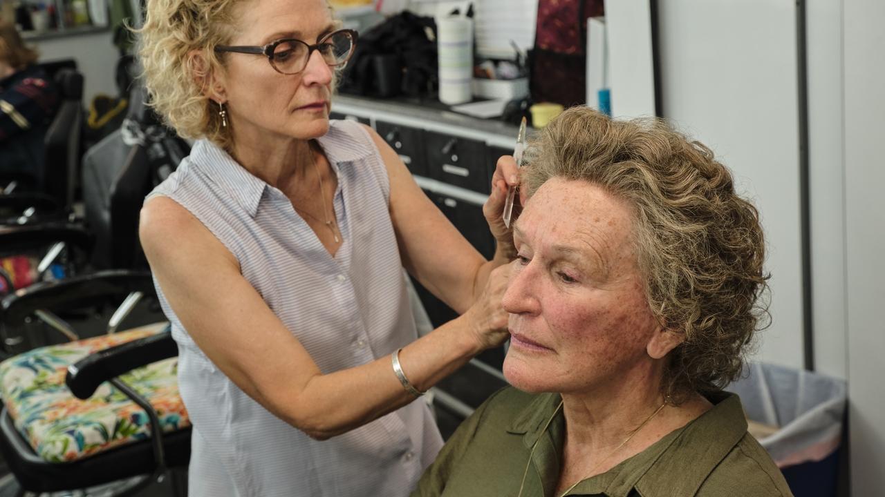 Une ode américaine sur Netflix : comment Glenn Close s'est transformée pour son rôle