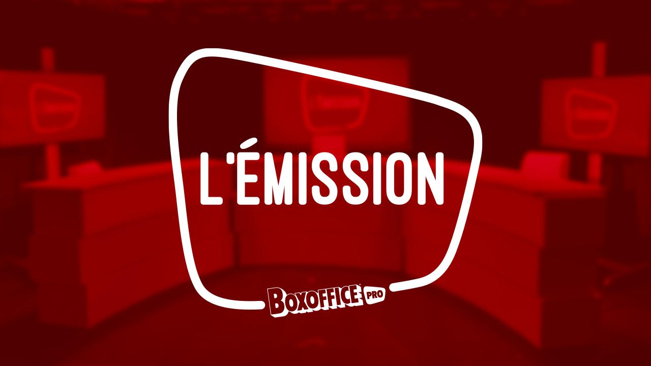 Boxoffice l'émission #1 : La seconde vague… de réouverture des cinémas français !