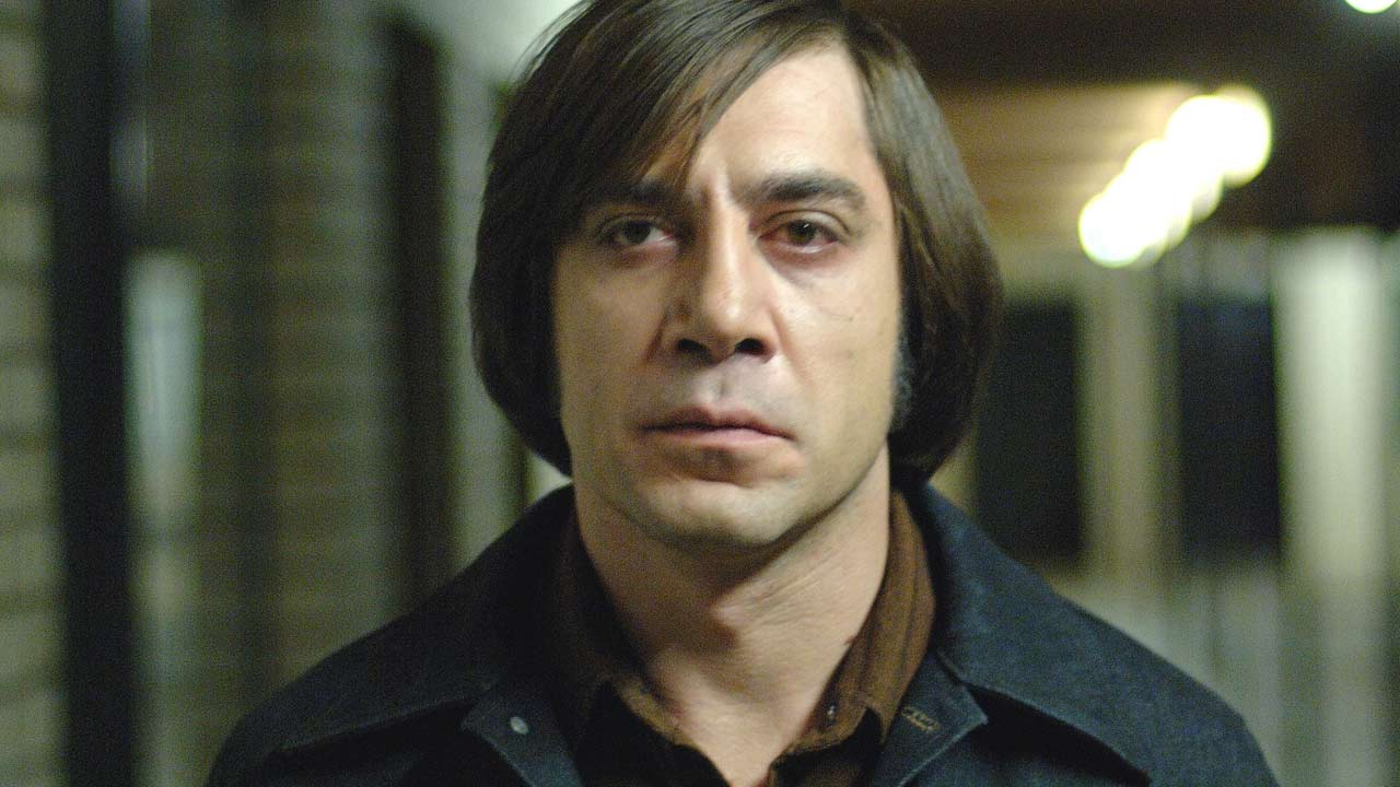 No Country For Old Men : l'implacable tueur Anton Chigurh raconté par Javier Bardem